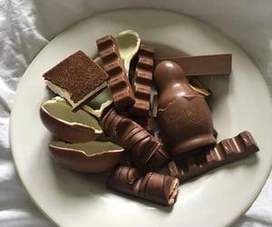candies, chocolate bar, and chocolate bars image