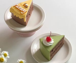 cake, delicious, and delicious food image