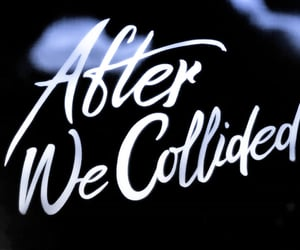 after, anna todd, and after we collided image