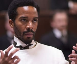 tv series, the knick, and andre holland image