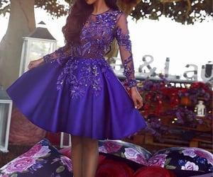 dress, girl, and homecoming dresses short image