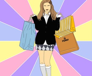 90s, Clueless, and chick flicks image