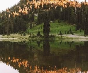 lake, regenerate, and travelling image