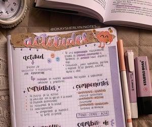 aesthetic, studying, and studyblr image