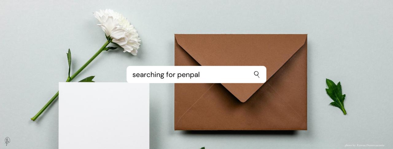 creative, penpal, and stationary image