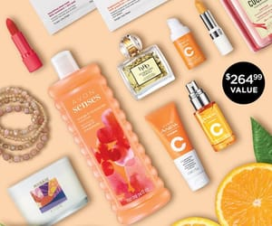 avon, luck, and sweepstakes image
