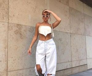 fashion, girls, and body image