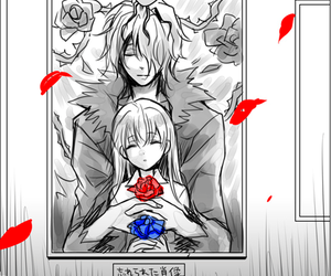 roses, ib, and garry image