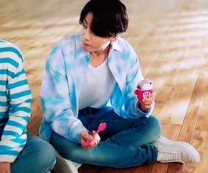 BTS x Baskin Robbins (Jungkook)
