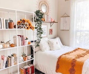 decor, room, and bedroom image
