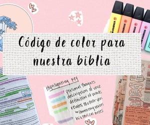 Codigo de color para nuestra Biblia - Materiales.