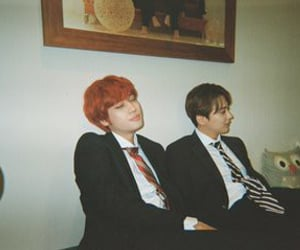 niel, ahn daniel, and chanhee image