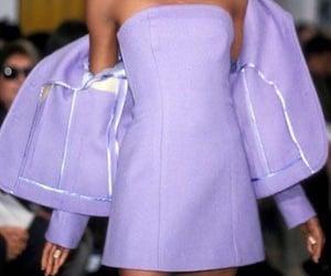 runway, fashion, and Naomi Campbell image