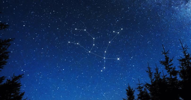 andromeda, constellation, and galaxy image
