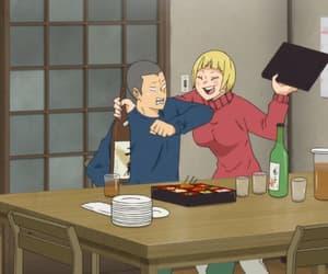 anime, karasuno, and saeko image