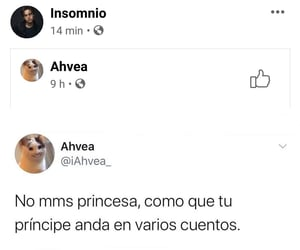 princesas, cuentos, and finales felices image