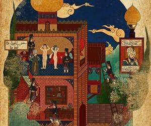 miniature and türk by murat palta image
