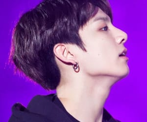 army, purple, and jungkook image