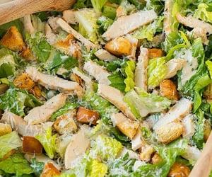 caesar, tasty, and Chicken image