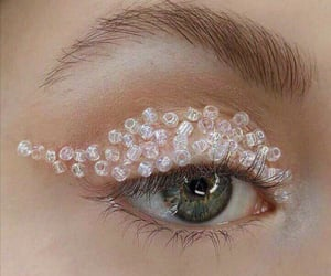 aesthetic, makeup, and goals image