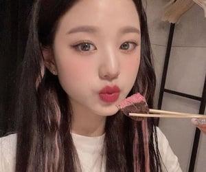 izone, wonyoung, and girl group image
