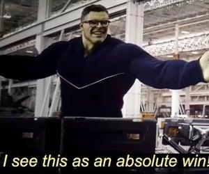 meme, yolo, and Avengers image