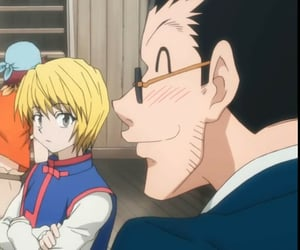 anime, kurapika, and hunter x hunter image
