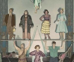 celebrities, freak show, and jessica lange image