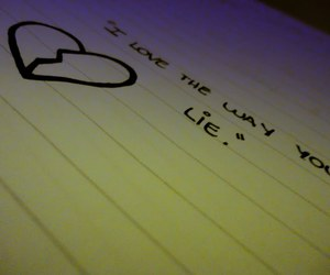 eminem, love the way you lie, and love image