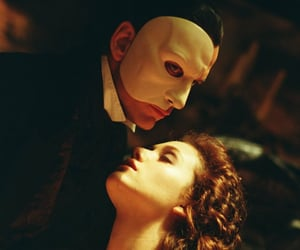 The Phantom of the Opera, movie, and Phantom of the Opera image