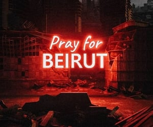 2020, Beirut, and humanity image