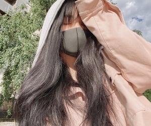 asian, korea, and korean girl image