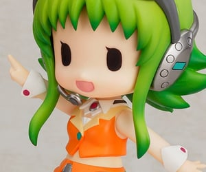 vocaloid, carrots, and Figure image
