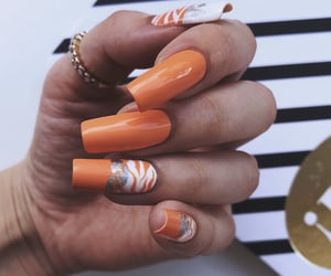 aesthetics, manicure, and nails image