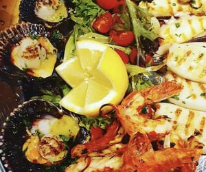 grilled, 🐠, and platter image