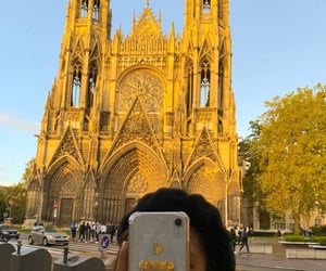 architecture, cathedral, and roman image