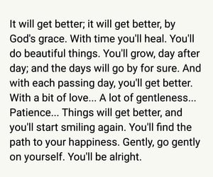 days, gentleness, and growth image