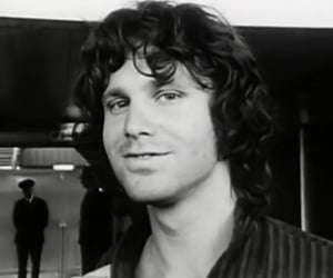 60s, Jim Morrison, and rock n roll image