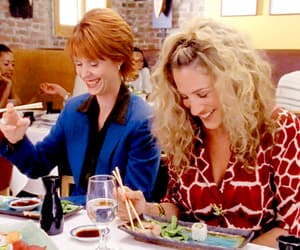 Carrie Bradshaw, miranda hobbes, and season 3 image