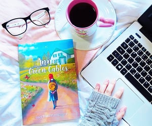 anne of green gables, books, and livro image