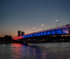 amazing, Serbia, and citynight image