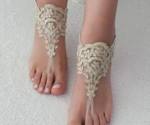 bridesmaid, bridal shoes, and foot wear image