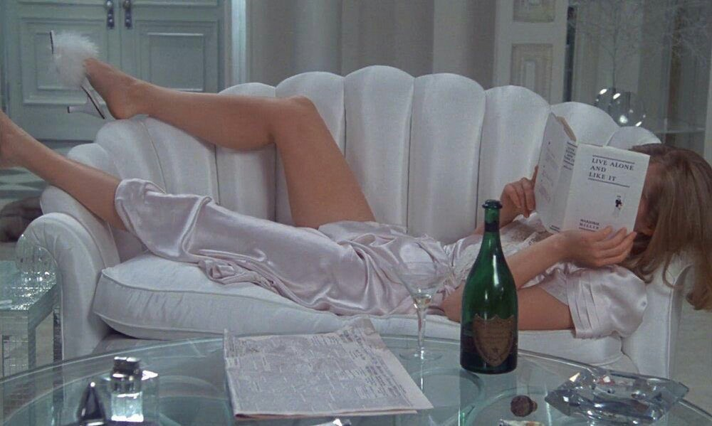 book, vibes, and champagne image