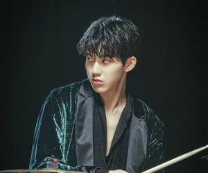 drummer, kpop, and idol image