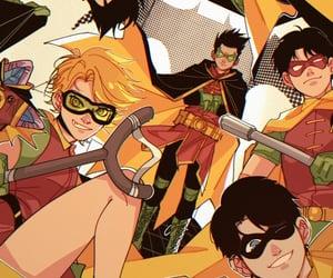 batgirl, DC, and dick grayson image