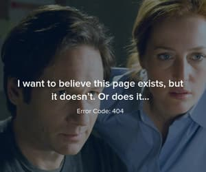 404, aliens, and Xfiles image
