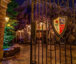 architecture, beauty & the beast, and belle image