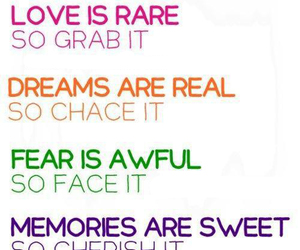 love, Dream, and life image