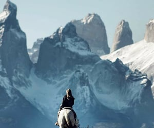 beautiful, chile, and horse image