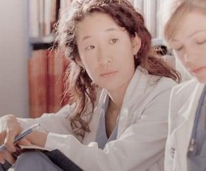 cristina yang, greys anatomy, and icons image
